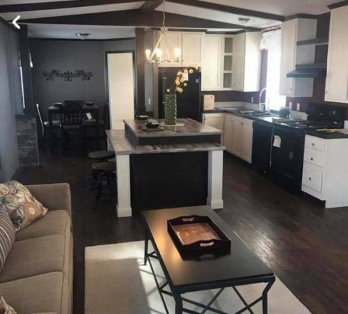 mobile homes for sale this Spring-miss. open floor plan