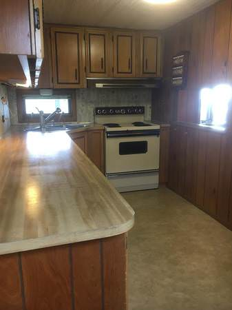 mobile homes for sale this Spring-wisconsin kitchen