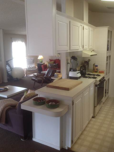 mod manufactured home remodel - kitchen 2