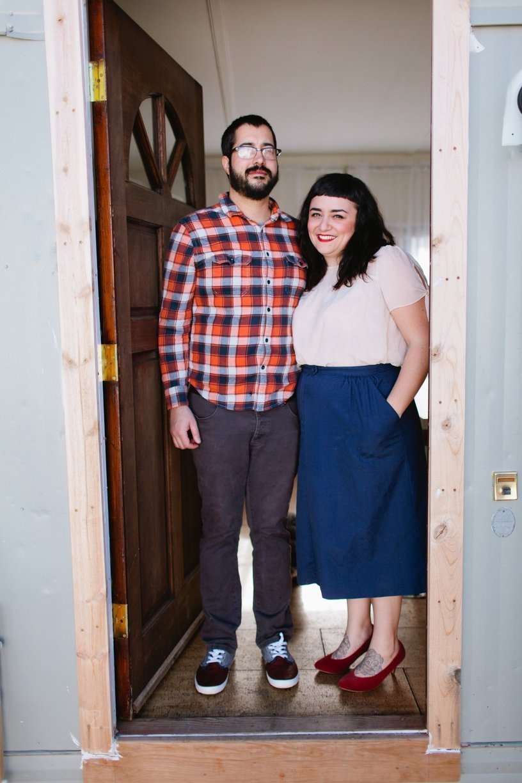 modern - hipster mobile home