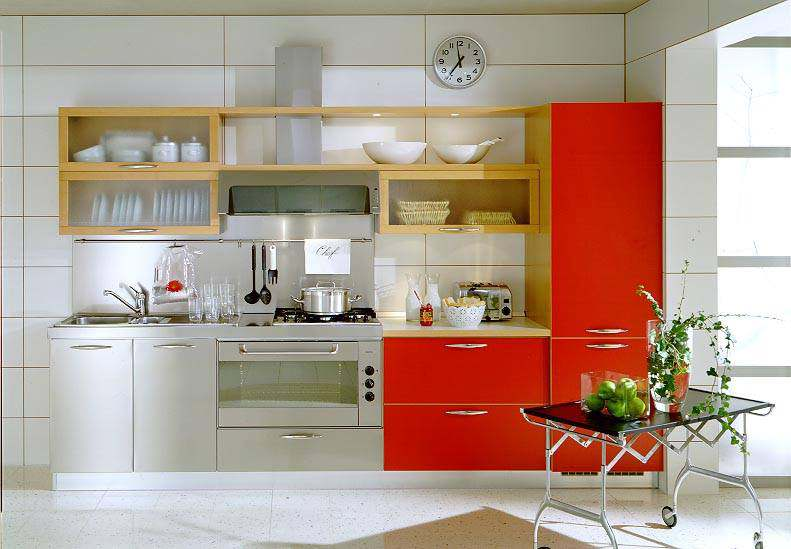 Simple Kitchen Ideas For Small Spaces small kitchen cabinets design. home tour: welcome to my kitchen