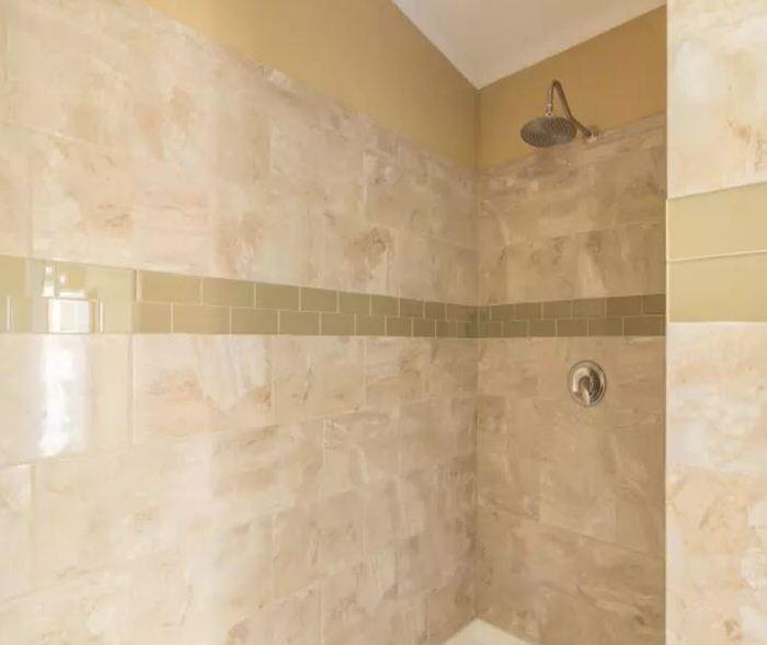 modern manufactured home models-madison xl master shower