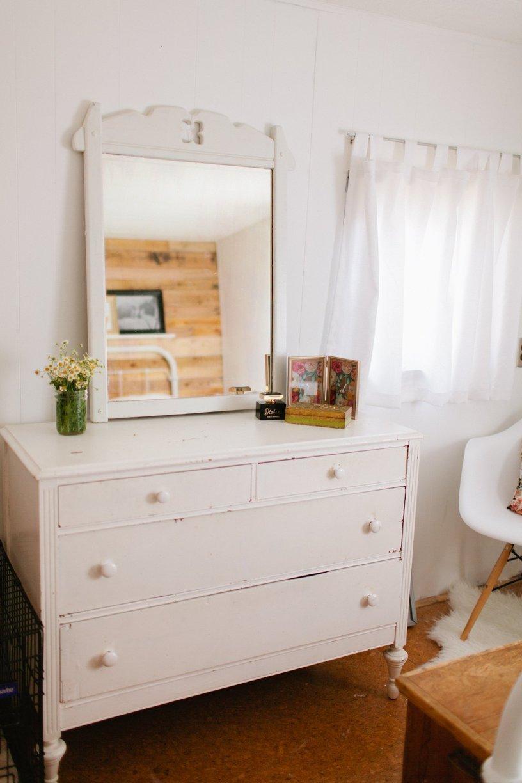 mobile home decor-modern - retor decor in mobile home