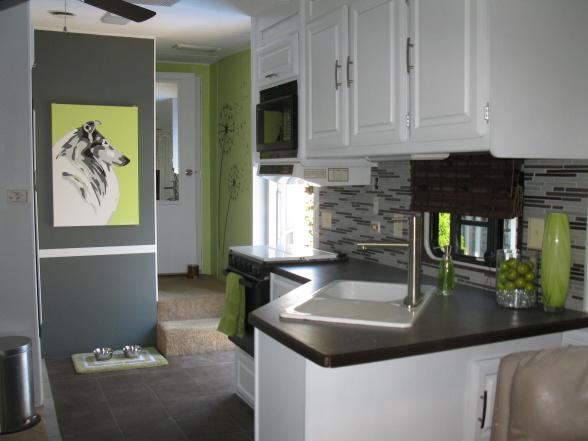 modern rv design ideas for a kitchen