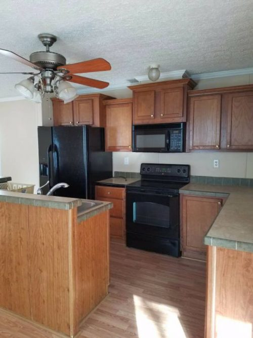 10 great Craigslist mobile home ads in June 2017 - Kitchen in 2007 Destiny Manufactured Home in Murrells Inlet, SC