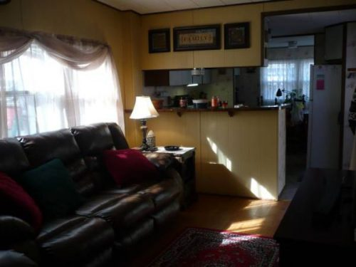 10 Great Craigslist Mobile Home Ads found in June 2017 - 2 Bedroom Single Wide living room