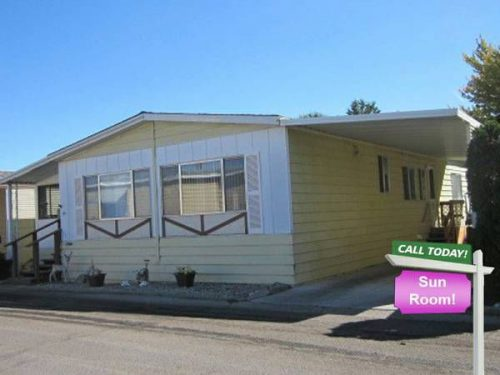 mobile homes for sale - 1978 Sherwood Manor Double Wide