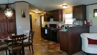 Mobile Homes for Sale - NM single wide - interior