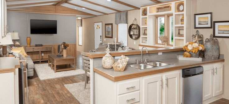 New single wide manufactured home - mobile home myths