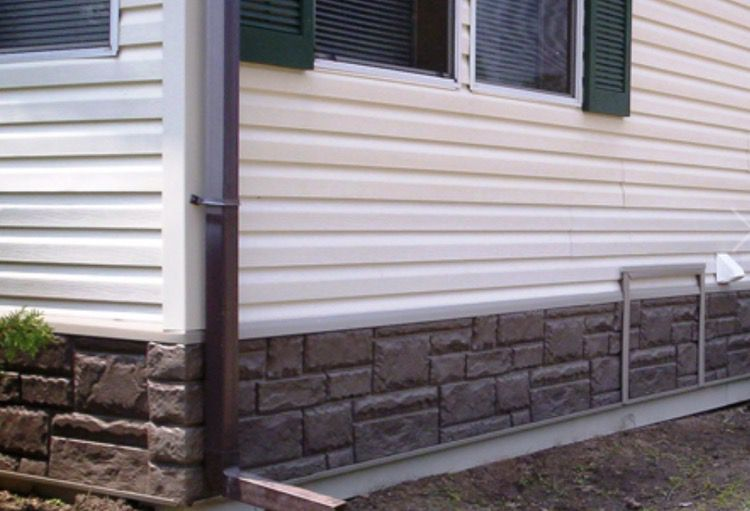 The Ultimate Mobile Home Skirting Guide Mobile Home Living