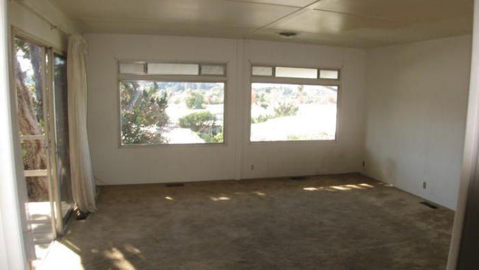 Ojai living room before