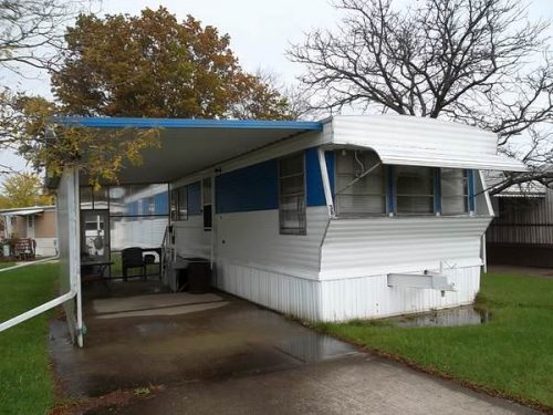 online craigslist mobile homes-1972 mobile home exterior