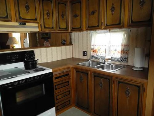 online craigslist mobile homes-1972 mobile home kitchen