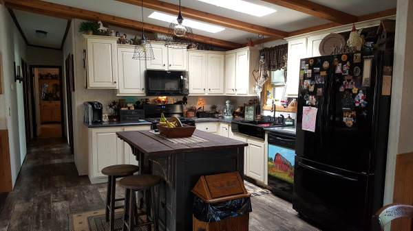 online mobile homes for sale-colony kitchen