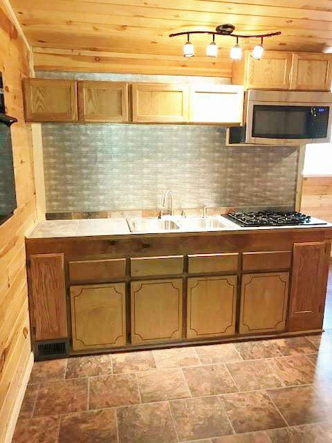 our favorite manufactured home ads from August 2017 - Arkansas double wide kitchen