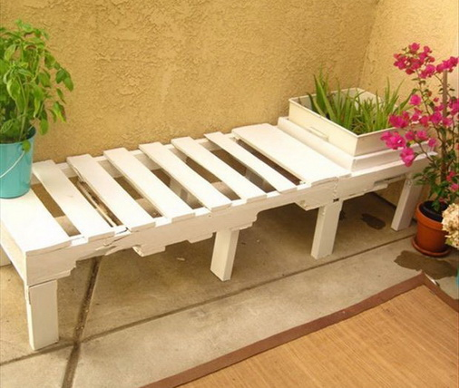 outdoor pallet bench project buy pallet furniture