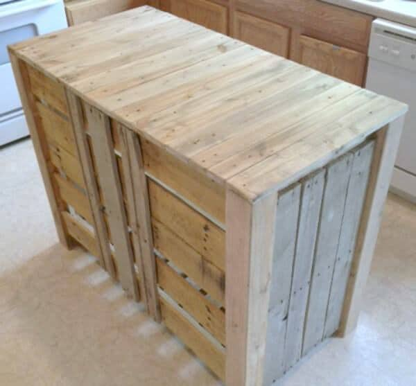 pallet projects-island