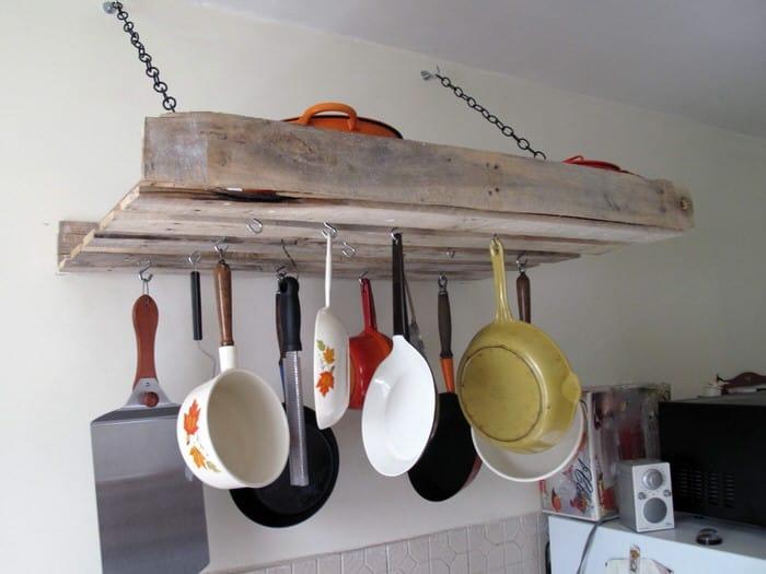 pallet projects-pot holder
