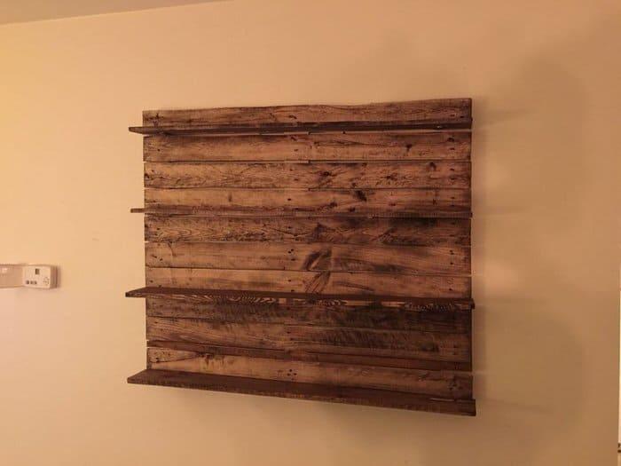 pallet projects-shelf