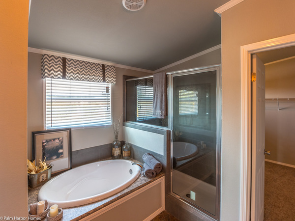 palm harbor manufactured home design-shower
