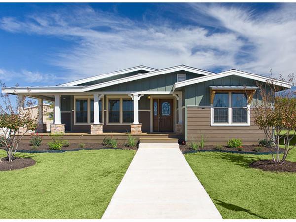 palm harbor manufactured home design-wraparound porch