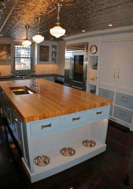 pet friendly kitchen design
