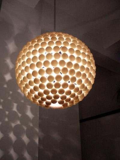 ping pong light