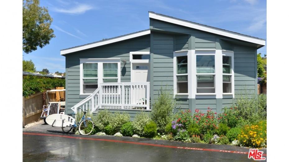 mobile home decorating ideas - exterior