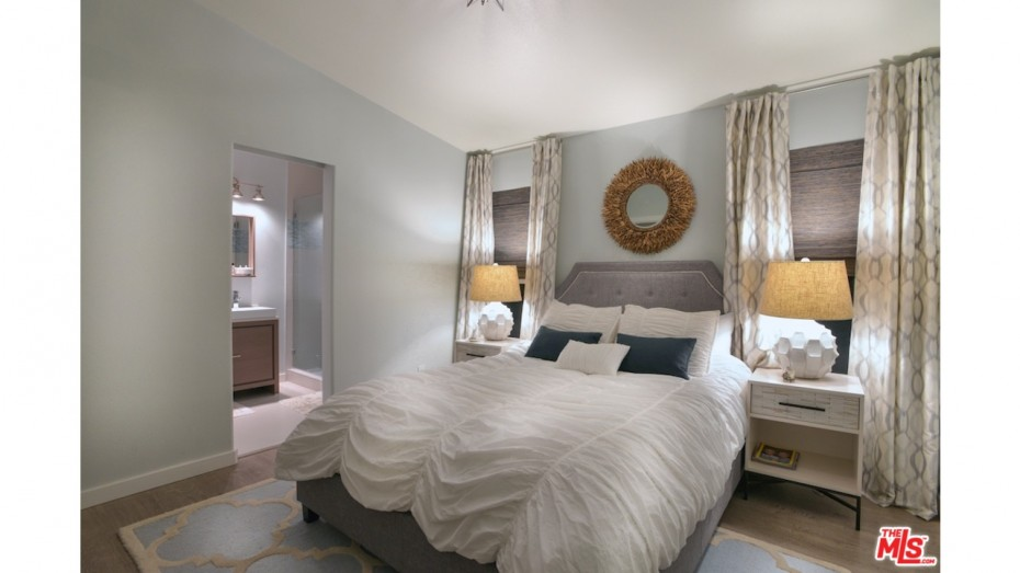 remodeled manufactured home ideas - master bedroom