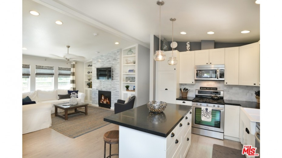 mobile home decorating ideas - kitchen, dining, and living room