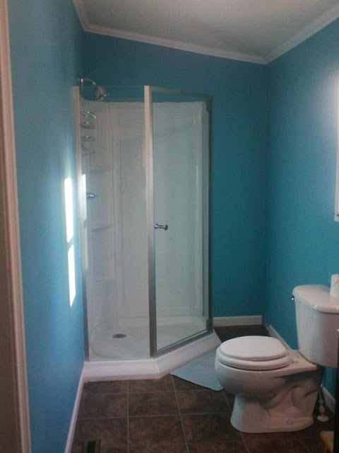 remodeling your manufactured home bathroom-kims bathroom after