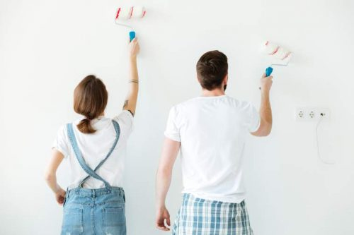 removing battens from vinyl-coated wallboards in mobile homes - ask a mobile home expert series (painting the entire wall to blend in everything)
