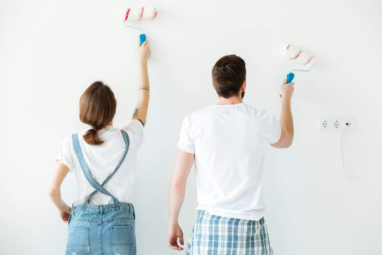 5 Common Questions about Painting Vinyl Mobile Home Walls
