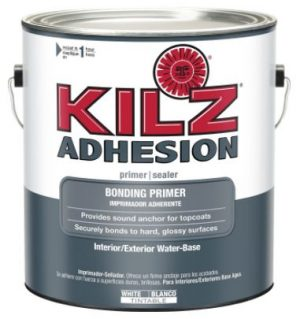 removing battens from vinyl-coated wallboards in mobile homes - ask a mobile home expert series (Kilz adhesion)