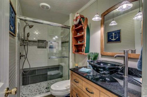 Renovated double wide-bath