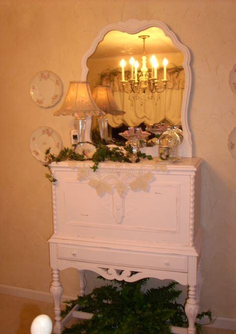 romantic mobile home decor 2
