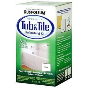 Mobile home maintenance tips-rustoleum tub and tile refinisher for yellow bathtubs