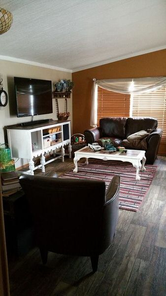 shabby chic remodel update-repurposed furniture