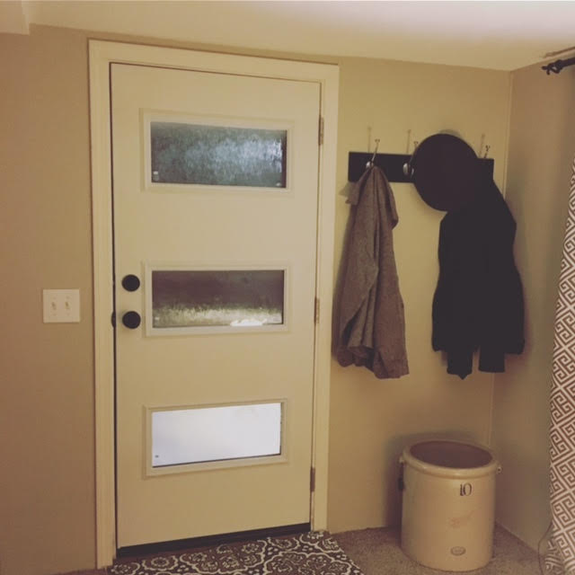 sherman creek farm - interior door