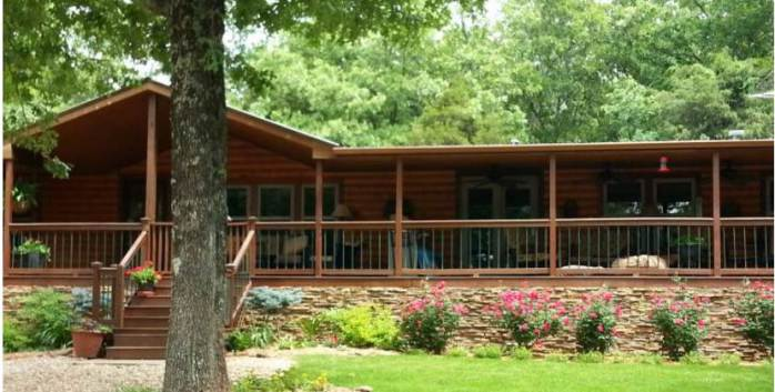 siding-on-manufactured-homes-half-log-cedar-creates-rustic-log-cabin