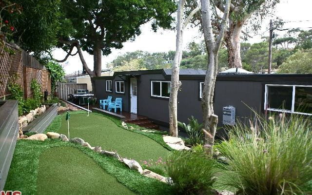 Landscaping ideas for doublewides joy studio design gallery best design Landscape design ideas mobile home