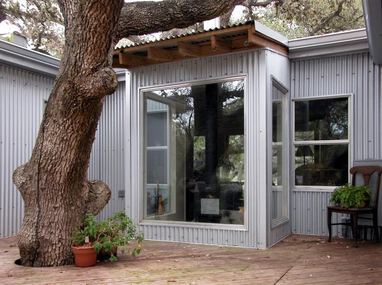 single wide trailer sheet metal exterior