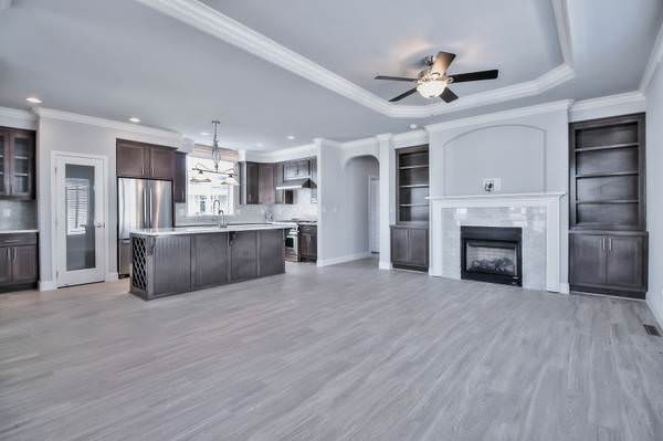 skyline manufactured home-living room 2