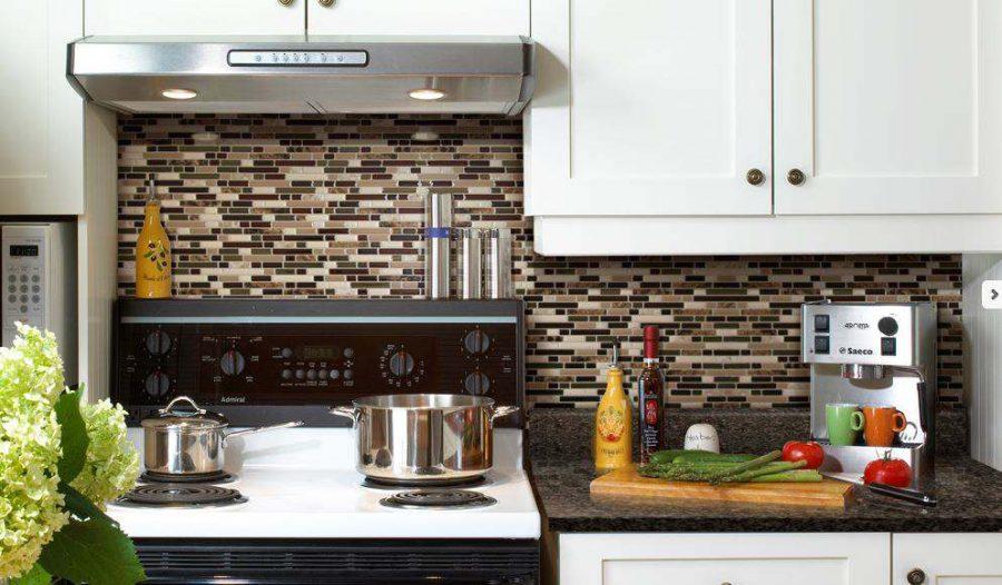 smart tiles as back splash