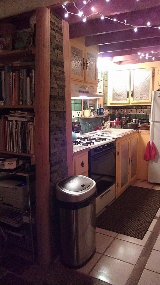 southwestern vintage mobile home remodel