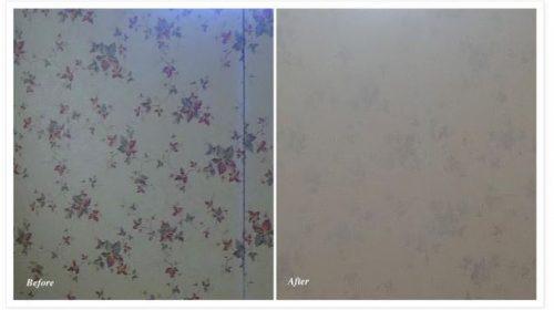 vinyl walls in mobile homes-Priming your mobile home walls - 2 coats of Killz Primer over VOG panel walls