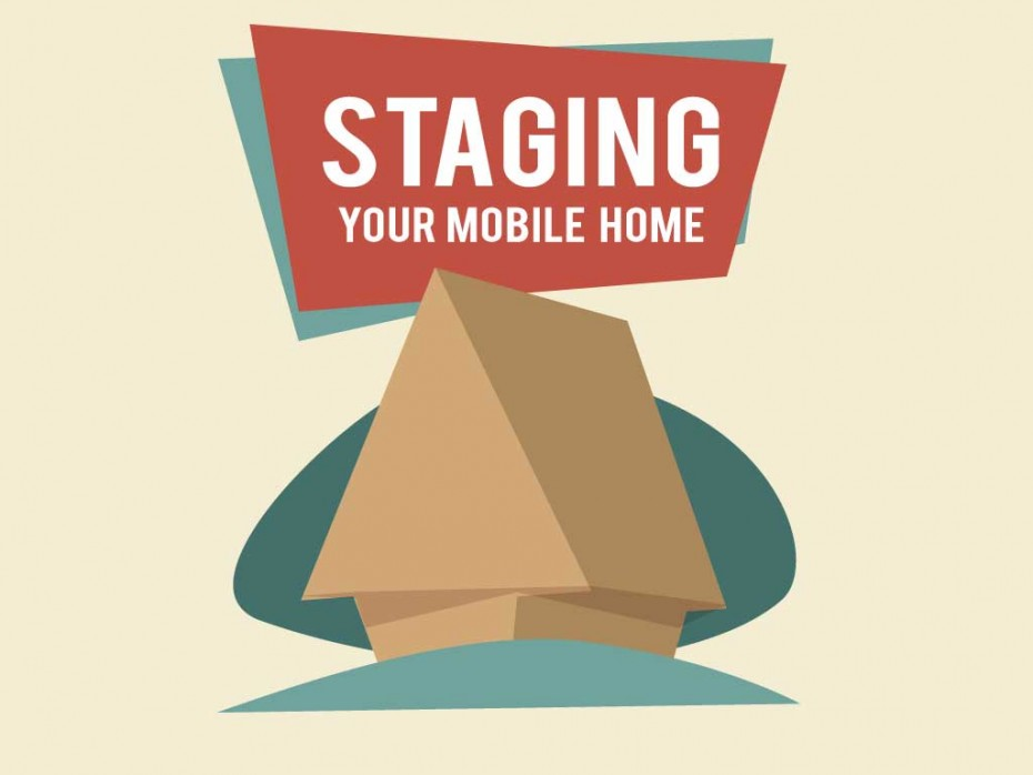 Sell a Mobile Home-staging-your-mobile-home