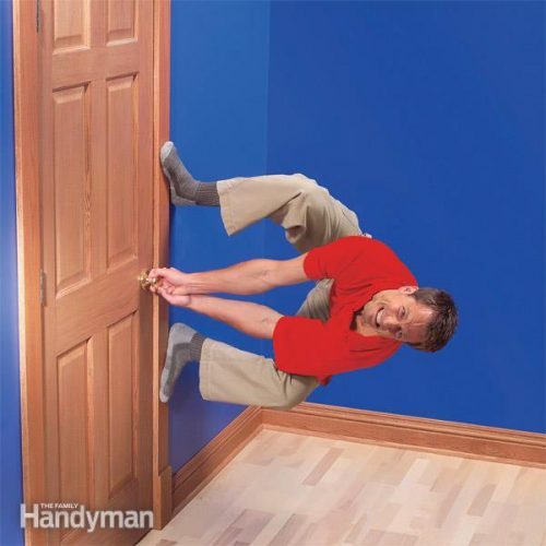 sticky doors - mobile home doors guide