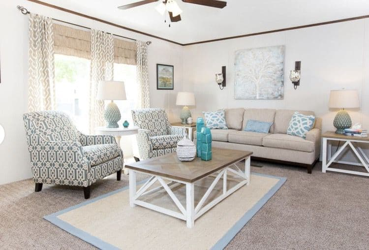 the-stockton-manufactured-home - living room