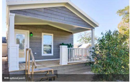 tiny home designs-cimarron exterior